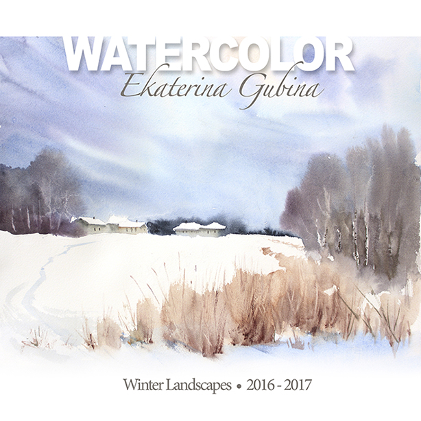 Catalog of my Winter Landscapes 2016-2017